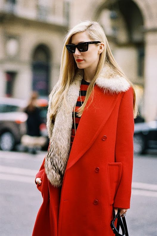 Paris Fashion For Winter