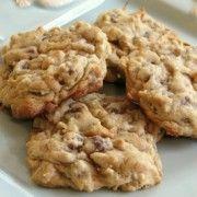 MAPLE-CINNAMON OATMEAL COOKIES | Sweets treats | Pinterest