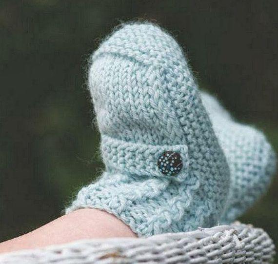 Baby Booties Knitting Pattern Dk Free