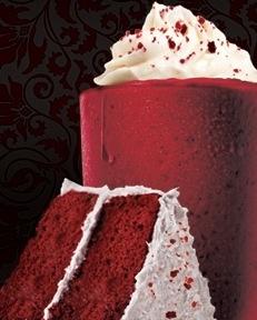 Red Velvet Cake & Drink | ReD VelVet Dream~~~ | Pinterest