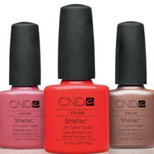 Gel manicure vs. shellac manicure