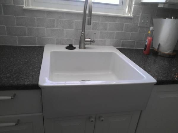 Ikea farmhouse sink bath fixtures pinterest Farmhouse sink ikea