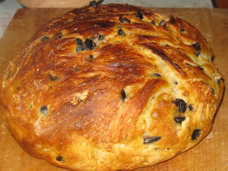 More Olive Loaf Please... | Young Bread Works | Pinterest