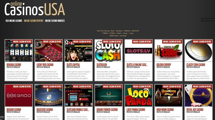 Full list of online casinos casino kids