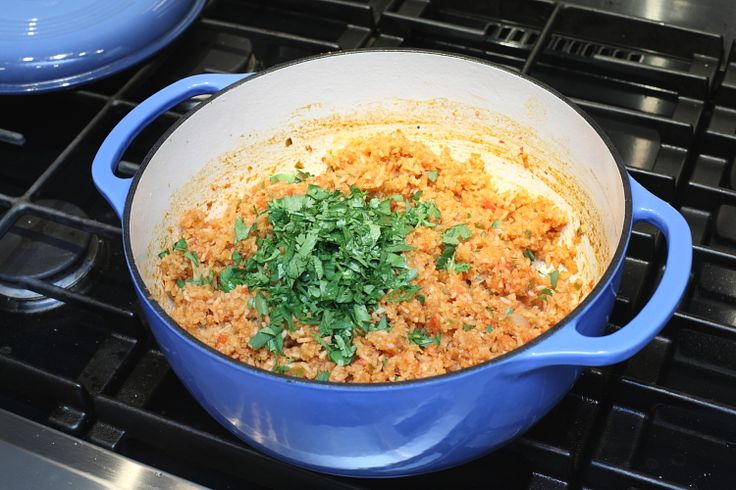Mexican Rice by Modern Mrs Cleaver