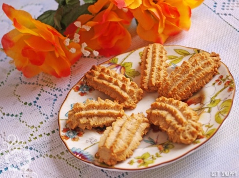 vanilla malted cookies | taste buds | Pinterest