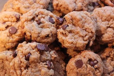 For What It's Worth: Vegan Chocolate Chip Cookies...the Best!
