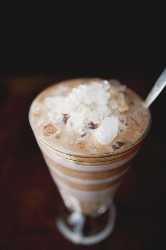Thai iced coffee | chow | Pinterest