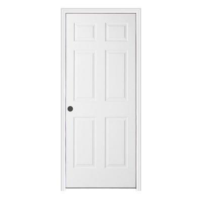 6 panel interior door morgester addition pinterest for 18 inch interior door white