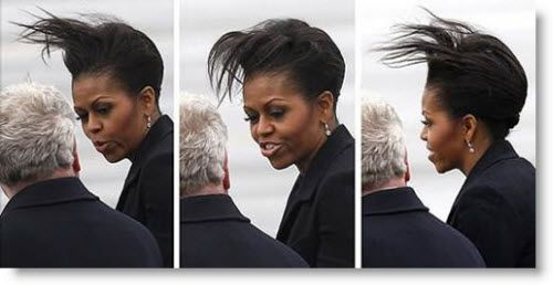 Michelle obama grinch hair may 2011 politicians 2 pinterest