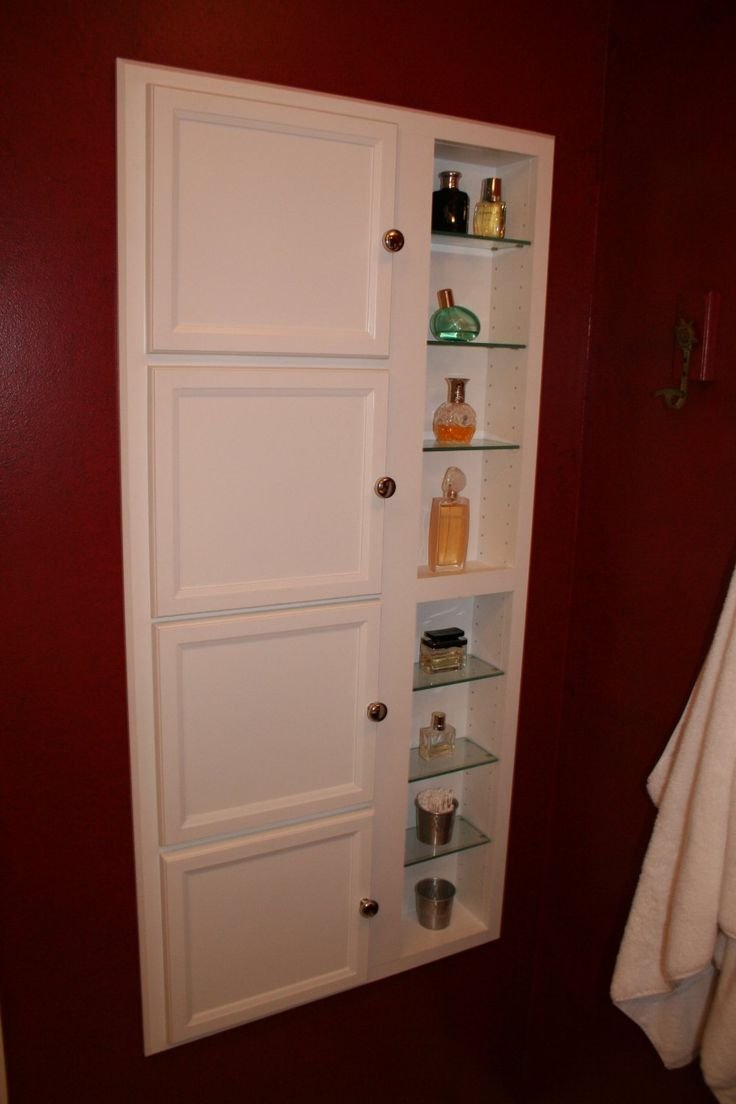 Recessed Wall Storage Wall Storage Pinterest