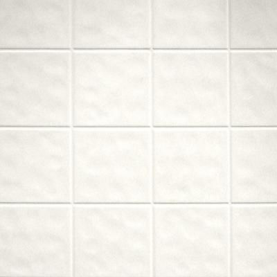 Tile Board 1 8 In Toned White Tileboard 709108