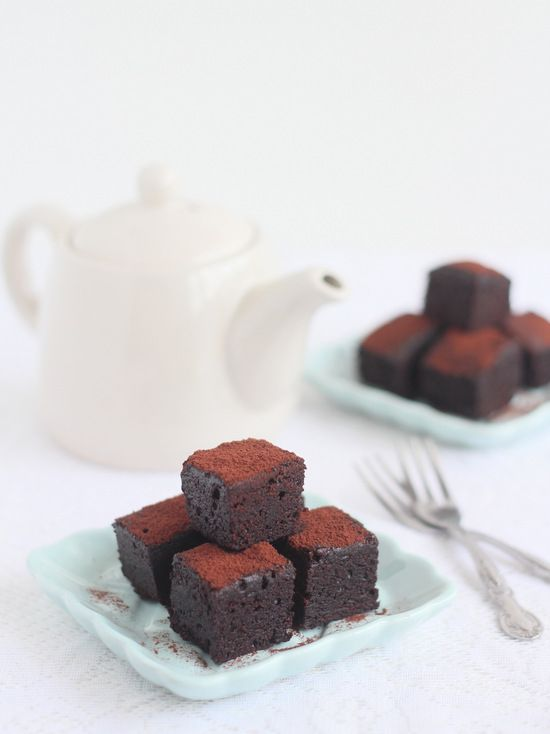 Best Cocoa Brownies | Brownies & Bars | Pinterest