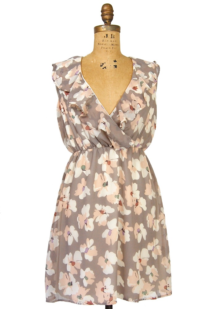 Floral Bloom Dress!