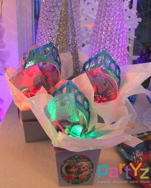 Disney 39 S Frozen Birthday Party Ideas