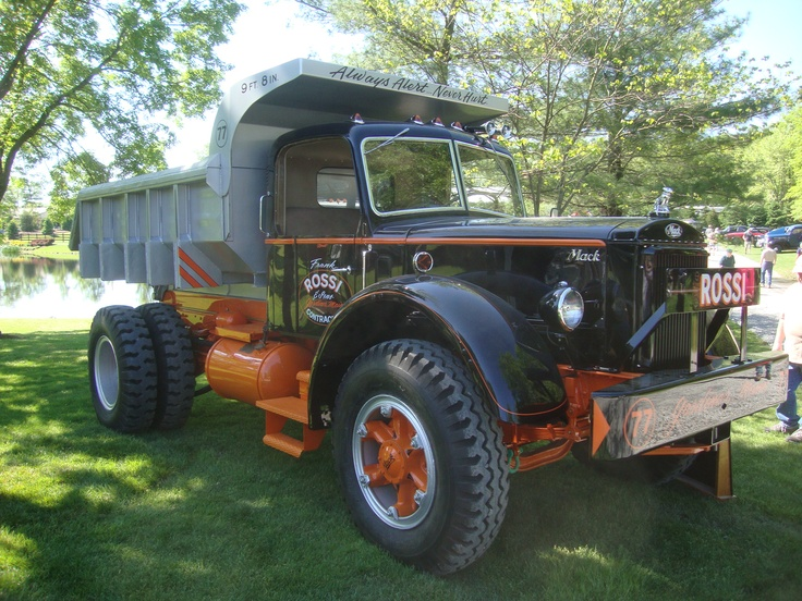 Chain Drive Really Cool Truck here | Gary Mahan Mack Truck ...