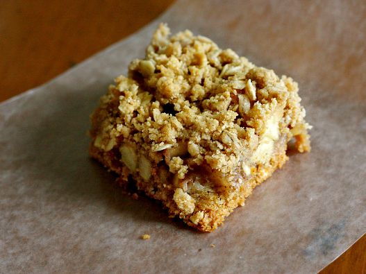 Vegan Peanut Butter Apple Bars | Tasty Kitchen: A Happy Recipe ...