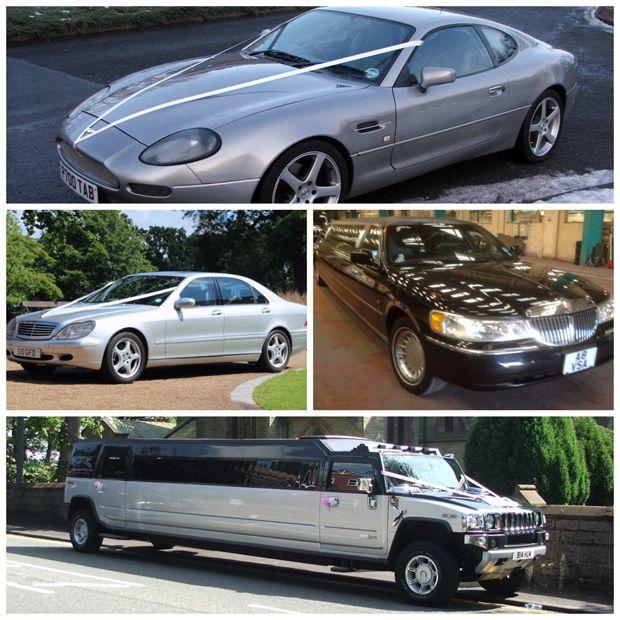 Luxury wedding car inspiration
