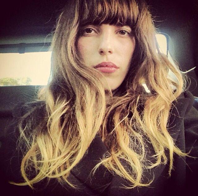 Lou doillon hair   Bea...