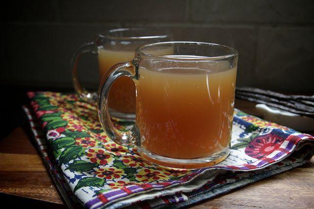 hot vanilla cider. | FALL IN LINE TURKEY'S | Pinterest