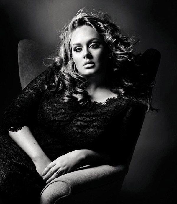 Big women make it big, ♥ Adele