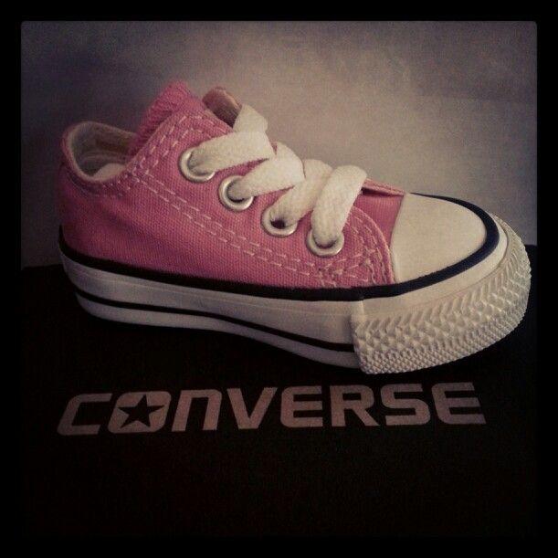 pink converse baby shoes 6 closet envy