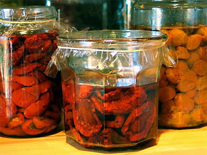 If you like sun-dried tomatoes, try oven-dried tomatoes. Increase the ...