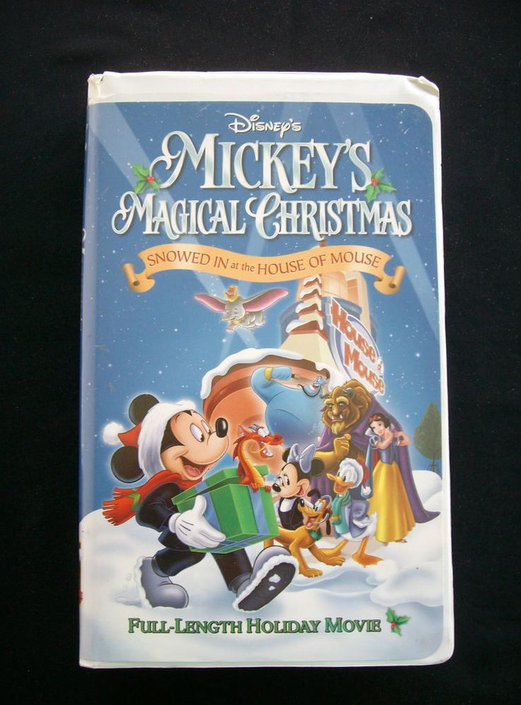 mickeys magical christmas snowed in at the house of mouse watch