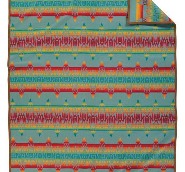 Pendleton Woolen Mills: COYOACAN BLANKET | neeto house stuff | Pinter