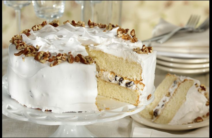 Lady Baltimore Cake - Read More at Relish.com