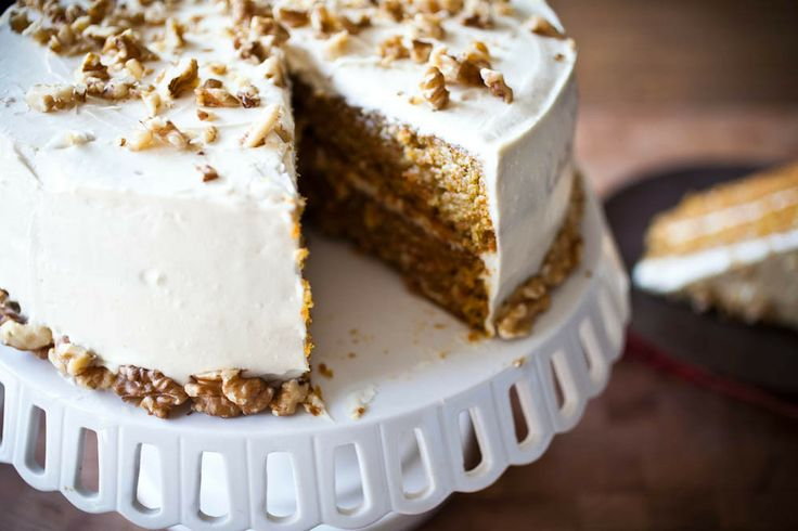 Carrot Cake | Recipes I Wanna Try - Simply Sweets | Pinterest