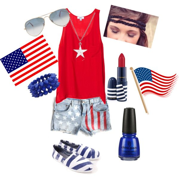 fourth of july costume accessories