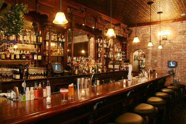 Clover Club | New York City | Pinterest