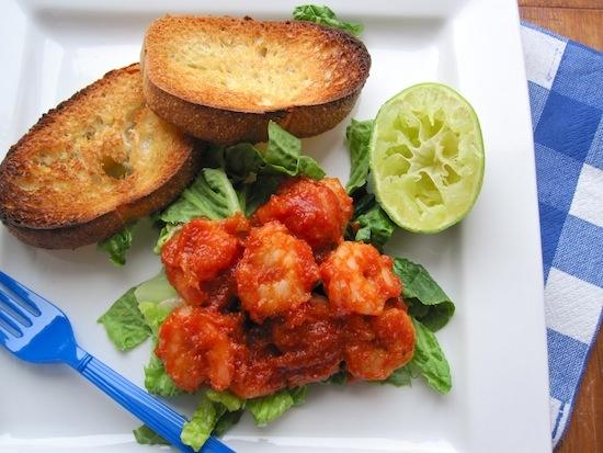 Coctel De Camarones (Colombian-style Shrimp Ceviche Cocktail) Recipes ...