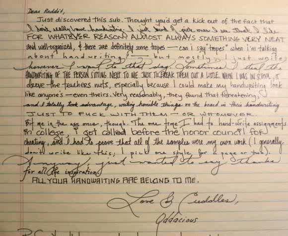 amazing writing styles