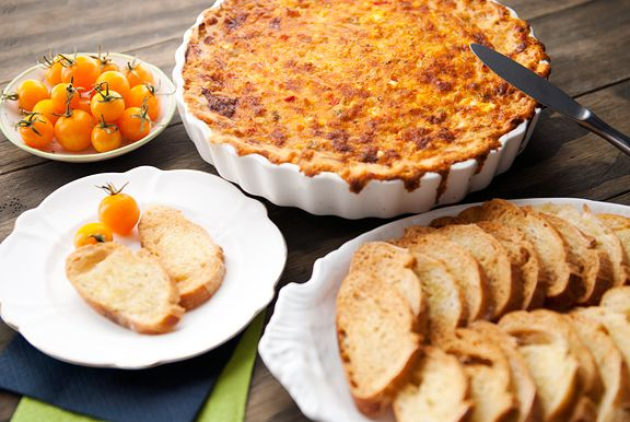 Artichoke Roasted Pepper Crab Dip | Use Real Butter. I've been ...