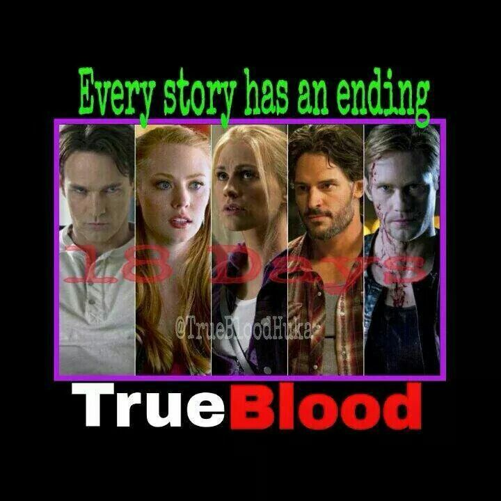 Holy cow it's getting close!! | I love my True Blood and my Sherriff ...