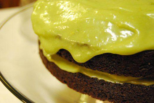Vegan Chocolate Avocado Cake   Vegan Recipes   Pinterest