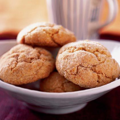 Double-Ginger Cookies | Cookie Countdown | a href=http://www.myrecipes ...