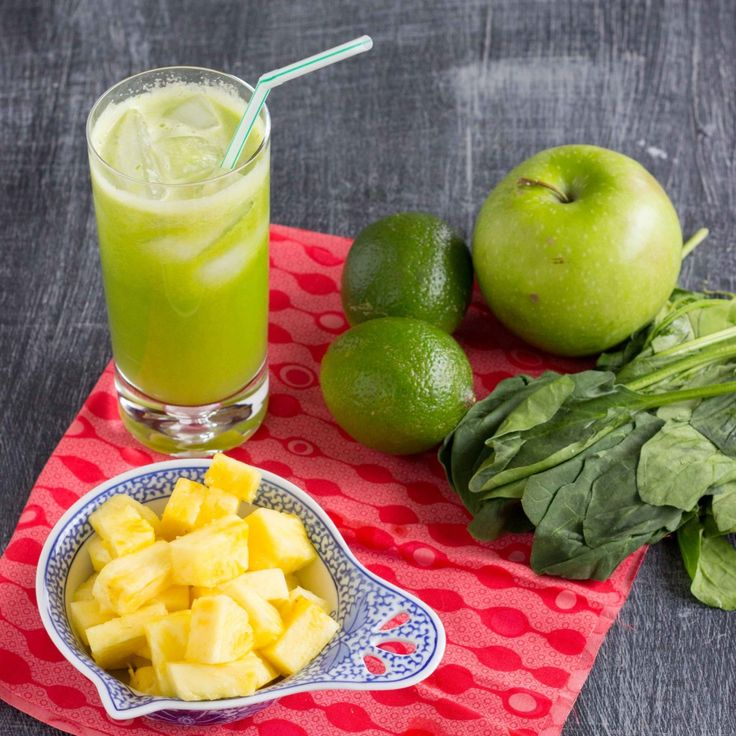 Sip some summer. Tropical Green Juice | Kid Cultivation | Pinterest