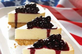 Hairy Bikers' blueberry cheesecake recipe - goodtoknow