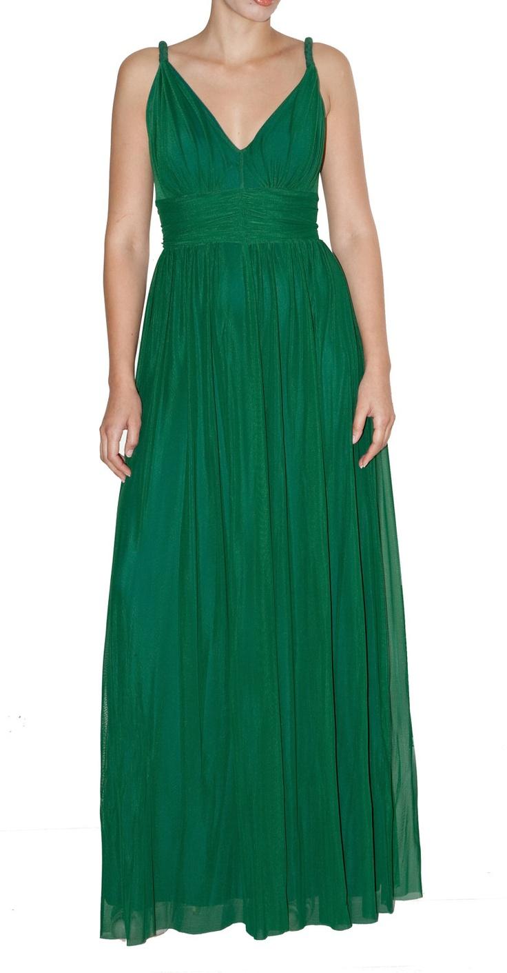 Ana Dress, Gree...