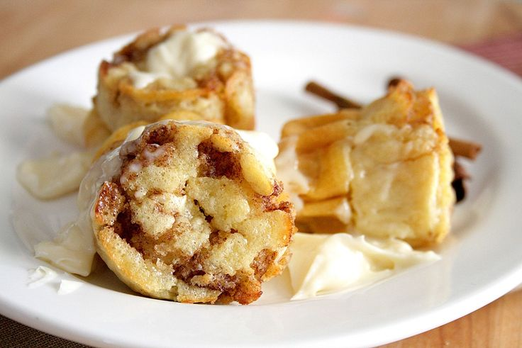cinnamon-roll-popover-2 | Breads and rolls | Pinterest
