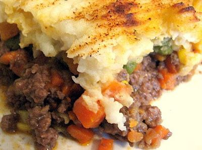 Shepherd's Pie - Kalofagas - Greek Food & Beyond