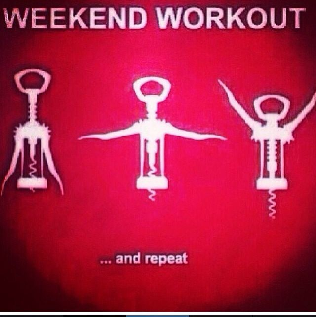 Weekend Workout Quotes