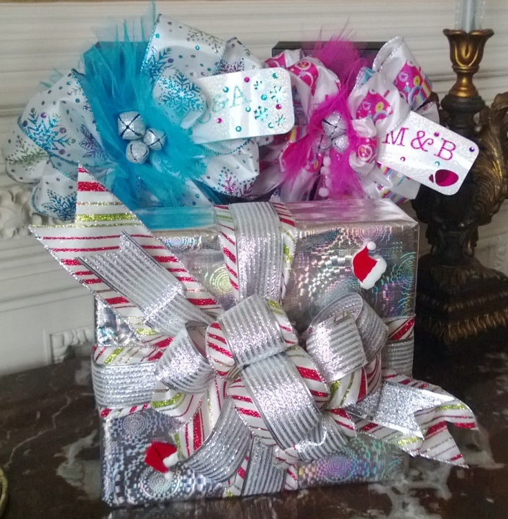 Christmas gifts gift wrapping ideas pinterest