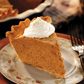 Pumpkin Chiffon Pie | How Sweet it is! | Pinterest