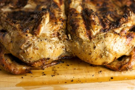 brick chicken grilled under a brick this tuscan tuscan grilled chicken ...