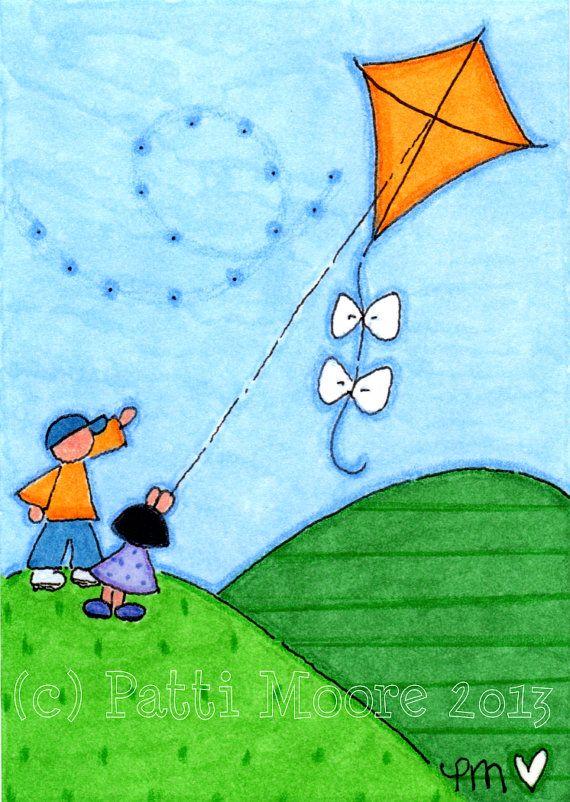 Kite flying day quot go fly a kite pinterest