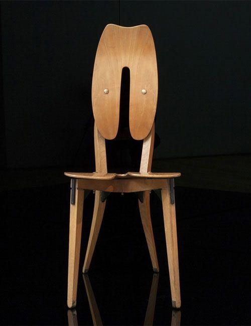 The Lattes Chair Carlo Mollino Carlo Mollino Pinterest